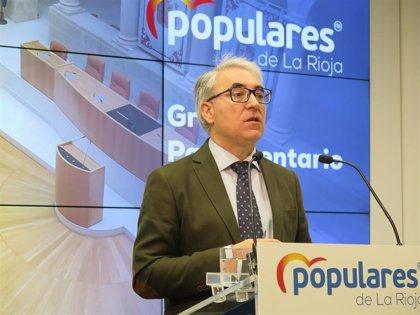 El PP reclama a Andreu que emule a García-Page y acuda a los tribunales si Sánchez no abona el IVA