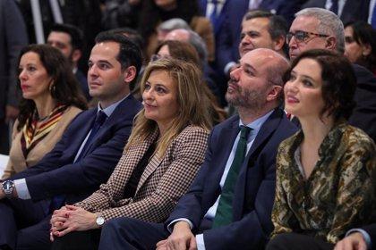 Aguado reclama cantidades que el Estado debe a Madrid e insiste en que si es necesario lo llevarán a los tribunales