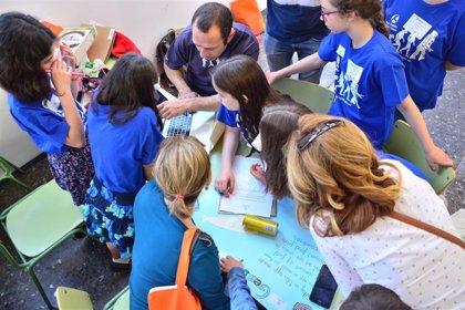 Niñas de 10 a 18 años compiten este sábado en València en la Tecnovation Girls que fomenta el emprendimiento