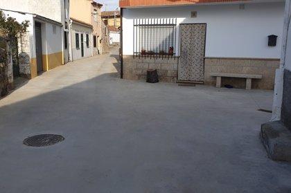 La Diputación de Cáceres renueva redes y pavimento en Belvís de Monroy y en su pedanía Casas de Belvís