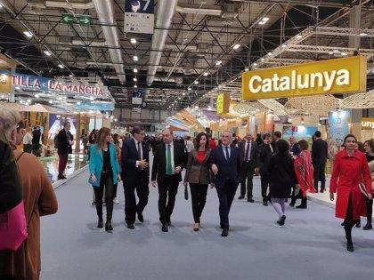 Lambán destaca el compromiso de Aragón con Agenda 2030 para un turismo sostenible que luche contra el cambio climático