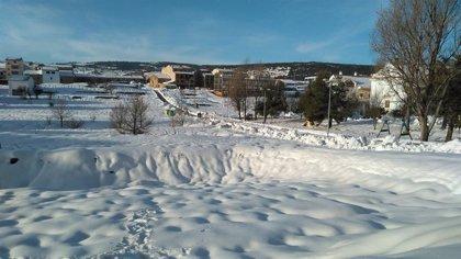 Finaliza la emergencia por nevadas en algunas comarcas de la Comunitat