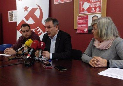 """PCE pide """"un plan especifico de reindustrialización"""" para El Bierzo y reclama que se exija """"en la agenda de prioridades"""""""