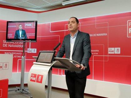 """PSN afirma que el acuerdo presupuestario """"permite el progreso de Navarra y ampara la gestión del Gobierno de Chivite"""""""