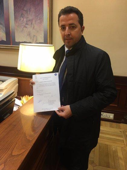 """El PP de Teruel presenta una Proposición no de Ley para reclamar """"celeridad"""" en las ayudas tras la borrasca"""
