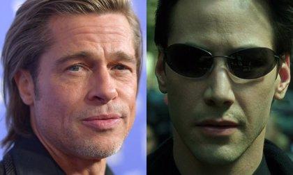"""Brad Pitt confiesa que rechazó Matrix: """"Cogí la pastilla roja"""""""