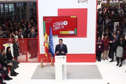Sánchez señala que el Gobierno trabaja ya con la OMT para poner en marcha la primera Cumbre Mundial de Turismo