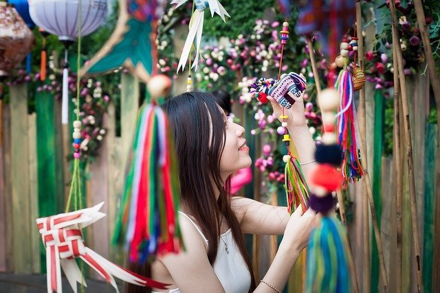 Imagen de recurso de la celebración del Año Nuevo Chino.