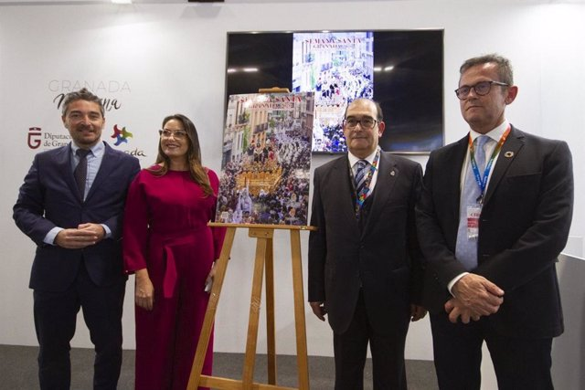 Fitur.- Granada presenta en Fitur una Semana Santa plagada de referencias artíst