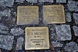 Placas Stolpersteine (archivo)