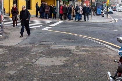 La reforma de la avenida de Navarra tendrá continuidad en 2020 con una partida de 300.000 euros