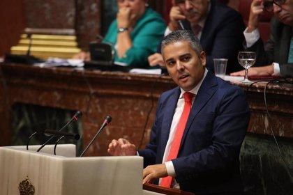 """Cano: """"El ministerio le birla 3,8 millones de m3 a regantes mientras trabaja en el cierre encubierto del trasvase"""""""