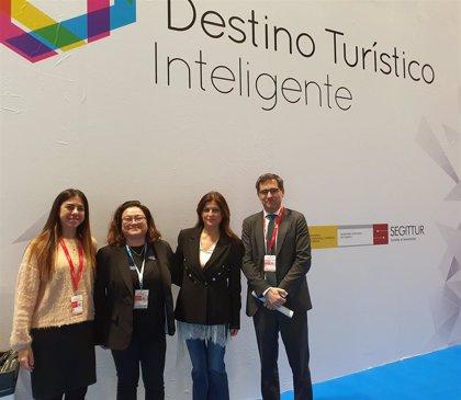 Santa Cruz de Tenerife se asesora con Segittur para convertirse en destino turístico inteligente