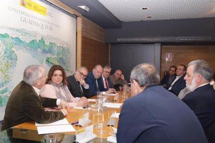 Reunión de operadores públicos de abastecimiento de agua para abordar el servicio a medio plazo