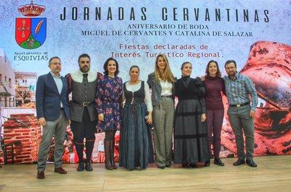 El Ayuntamiento de Esquivias presenta las Jornadas Cervantinas 'Esquivias, esencia del Quijote'