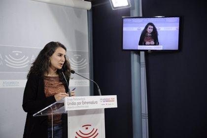 """Unidas por Extremadura argumenta su abstención a los PGEx 2020 con que la región necesita """"del empuje de todos"""""""