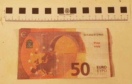 """Detectan en Melilla billetes falsos de 50, 20 y 10 euros y piden atención a ciudadanos """"porque son burdas imitaciones"""""""