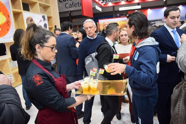 Estand de La Rioja en FITUR