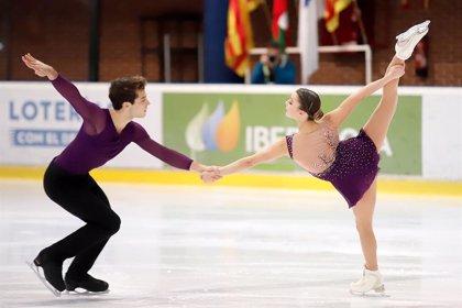 Laura Barquero y Tòn Cónsul logran la decimocuarta posición en su primera final europea
