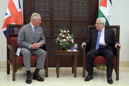 """Abbas expresa su """"esperanza"""" de que Reino Unido reconozca a Palestina como Estado """"en un futuro cercano"""""""