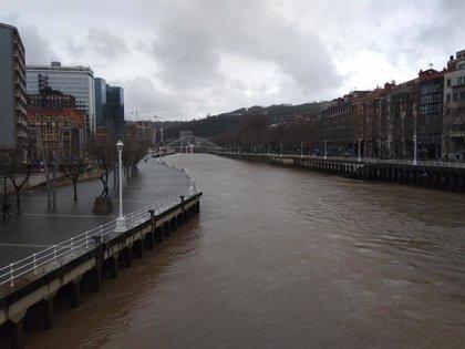 Jornada gris con temperaturas máximas que no superarán los 13 grados este sábado en Euskadi