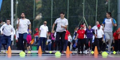 Más de 1.500 personas participarán en la nueva edición del Plan de Deporte Adaptado e Inclusivo de Tenerife
