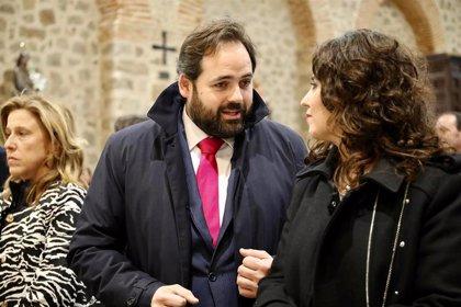 Núñez emplaza al PSOE a una reunión para fijar una posición común en el Código Penal