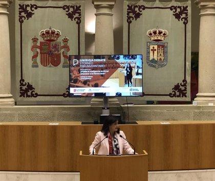 """Andreu considera """"fundamental"""" debatir """"de todo y con todos"""" para un sistema político democrático """"como el nuestro"""""""