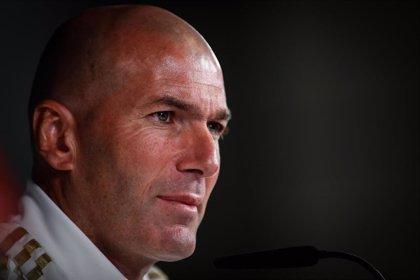 """Zidane: """"Bale es el primero que no está contento"""""""