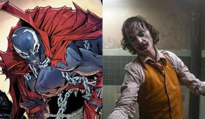 ¿Es Joker la puerta de entrada de la película de Spawn?