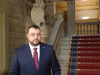 """Barbón apuesta por tener """"los números clarísimos en la mano"""" antes de que Asturias asuma nuevas competencias del Estado"""
