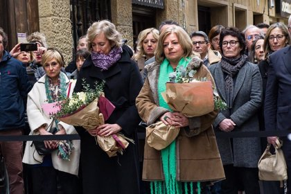 """Consuelo Ordóñez critica que el Gobierno """"renuncie a deslegitimar"""" el terrorismo de ETA y """"no aísle"""" a los violentos"""