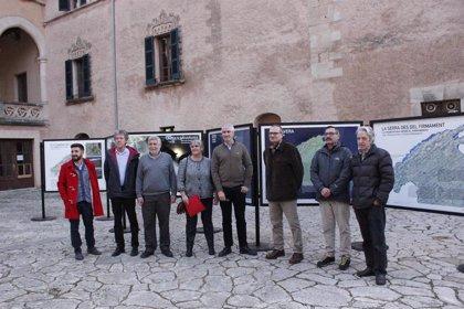 La muestra 'La Serra de Tramuntana des del Firmament' llega a Andratx