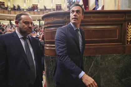 """Sánchez respalda a Ábalos: """"Puso todos los esfuerzos para evitar una crisis diplomática y lo logró"""""""