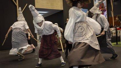 Los carnavales, la gastronomía y la cultura local, ejes de los actos de Navarra este fin de semana en Fitur