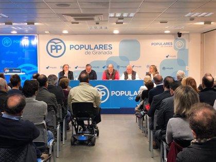 """Aguirre valora que el presupuesto de Salud y Familias este año """"pasa del 6,1% al 6,4% del PIB"""""""