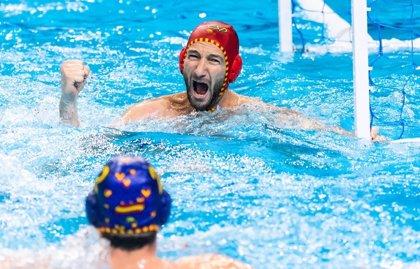 España busca el oro a la tercera