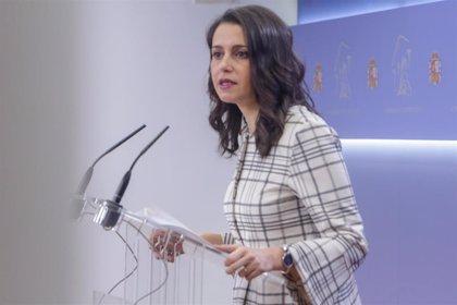 Arrimadas afirma que Sánchez tendrá que dar explicaciones sobre Ábalos en el Congreso y ante el Consejo Europeo