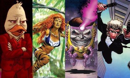 Hulu cancela las series Marvel de Howard, el pato y Tigra & Dazzler y da luz verde a M.O.D.O.K. y Hit-Monkey