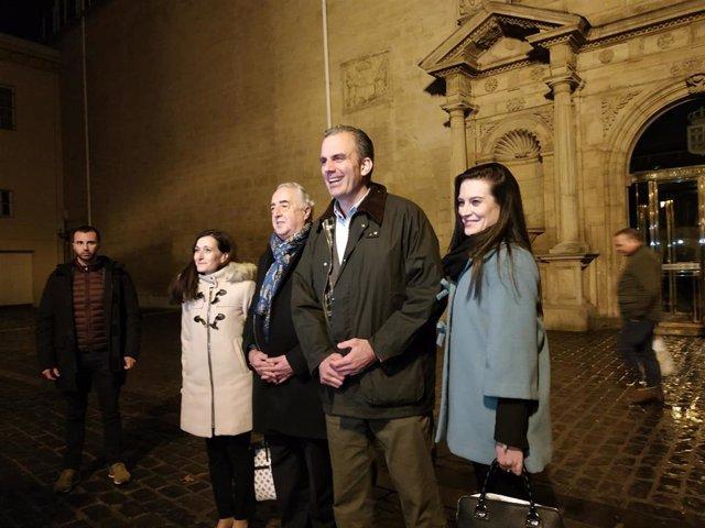 Ortega Smith en Logroño