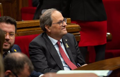 Torra responde a Illa que el Parlament ya ratificó el 4 de enero su condición de diputado