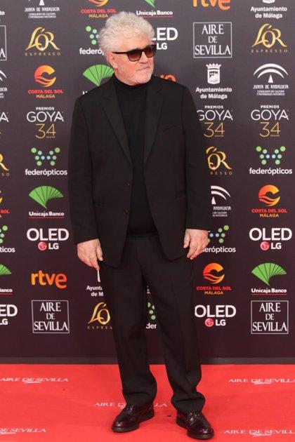 """Pedro Almodóvar en los Goya 2020: """"La palabra cultura no ha aparecida en ninguna campaña y hemos tenido muchas"""""""