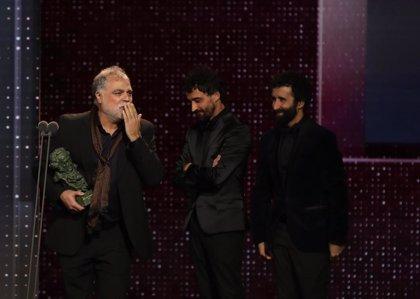 Benito Zambrano y Daniel y Pablo Remón, Mejor Guión Adaptado en los Premios Goya 2020 por 'Intemperie'