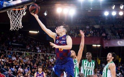 Barça, Zaragoza e Iberostar Tenerife no fallan arriba