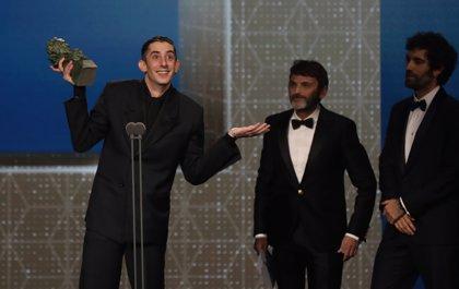 """Enric Auquer, Mejor Actor Revelación en los Goya 2020 por 'Quien a hierro mata': """"Gracias a todas las antifascistas"""""""