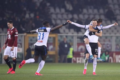 El Atalanta arrasa al Torino para dormir en Champions