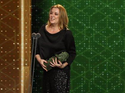 Carla Pérez de Albéniz, Mejor Dirección de Producción en los Premios Goya 2020 por 'Mientras dure la guerra'