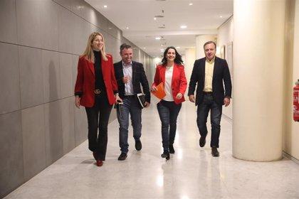 Arrimadas impulsa su candidatura para presidir Ciudadanos y los críticos se organizan para la Asamblea General