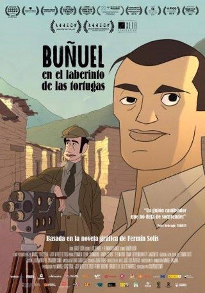 La extremeña 'Buñuel en el laberinto de las tortugas', Mejor Película de Animación en los Premios Goya 2020