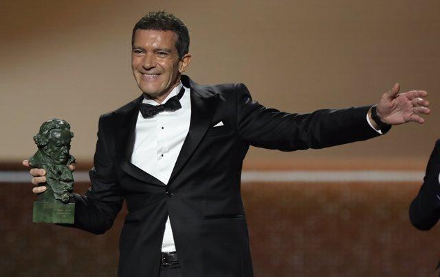 Antonio Banderas, Mejor actor protagonista en los Premios Goya 2020